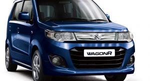 Maruti Wagon R VXi+ front