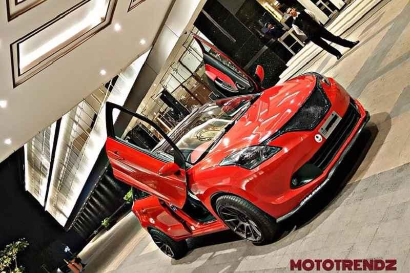 This Modified Maruti Suzuki Baleno Hatchback Will Surely