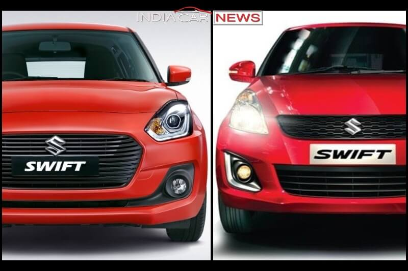 Maruti Suzuki Swift Interior Features