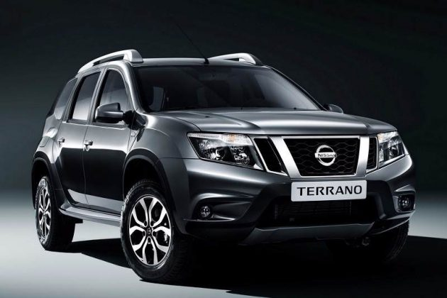 Nissan Terrano Dropped From Official Website