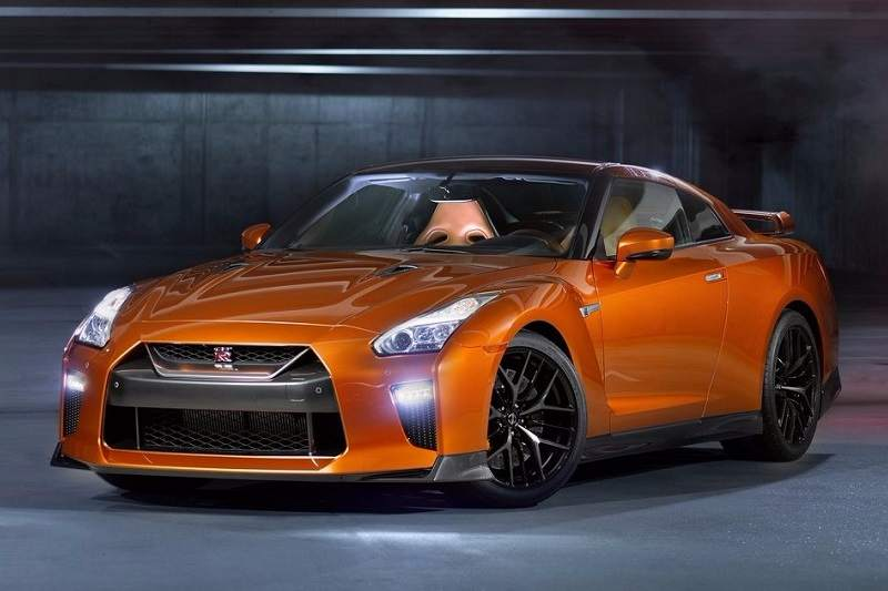 Nissan GT-R India Map