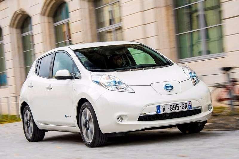 Nissan Leaf India