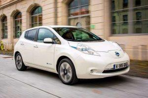 Nissan Leaf India electric car