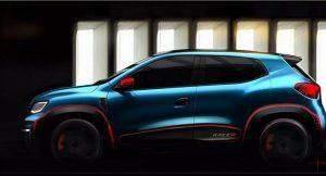 Renault Kwid Racer features