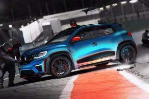 Renault Kwid Racer images