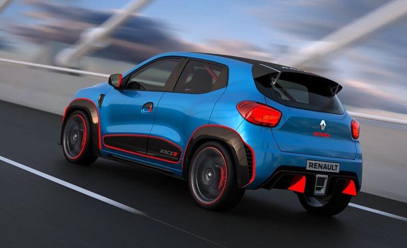 Renault Kwid Racer edition