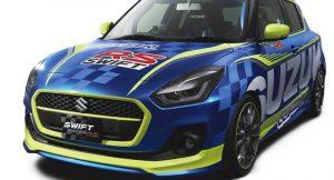 Suzuki Swift Racer RS Concept