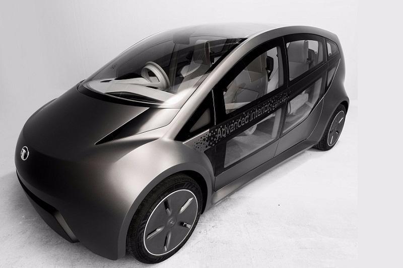 Tata Driverless Car