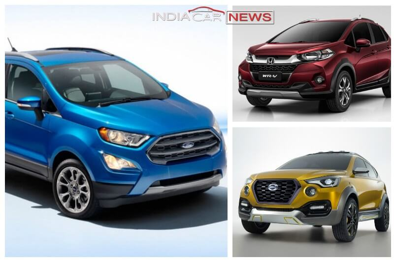 Upcoming Compact SUVs in India in 2017