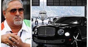 Vijay Mallya Cars auctioned