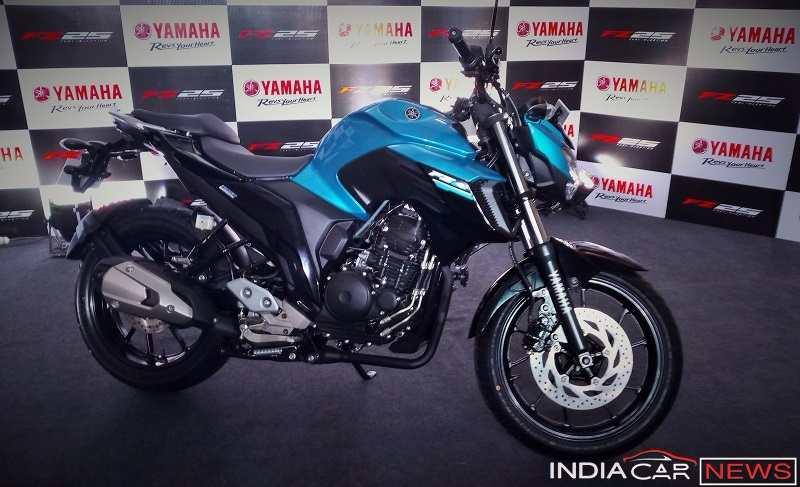 Yamaha FZ25 India