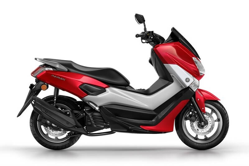 Yamaha Nmax side