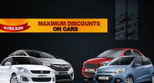 How to get maximum discount on new cars