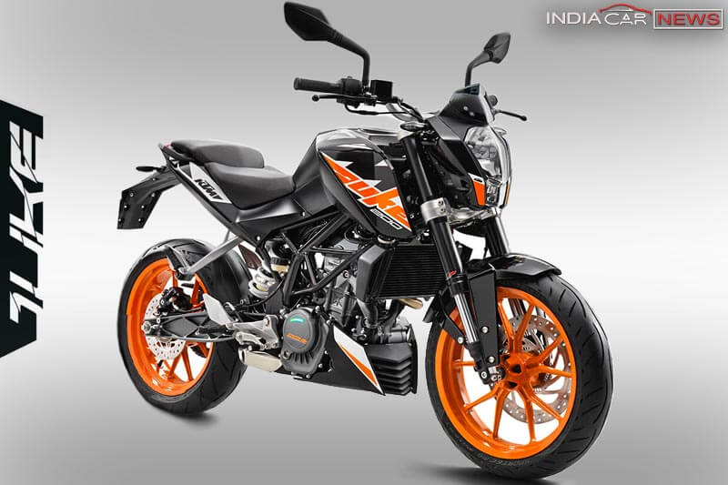 new 2017 ktm duke 200 price, speicifications, mileage, images