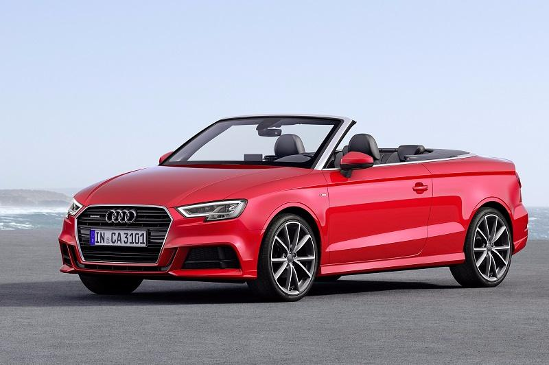 2017 audi a3 cabriolet india price specs images. Black Bedroom Furniture Sets. Home Design Ideas