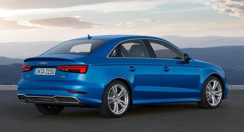2017 Audi A3 facelift India specs