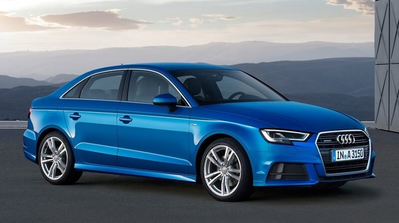 2017 Audi A3 facelift price in india