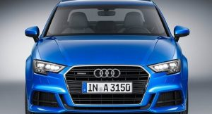 2017 Audi A3 facelift India