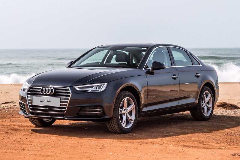 2017 Audi A4 35 TDI