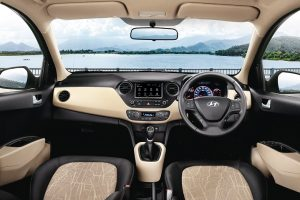 2-17 Hyundai Grand i10 Facelift Interior