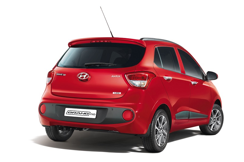 2017 hyundai grand i10 price mileage specifications changes. Black Bedroom Furniture Sets. Home Design Ideas