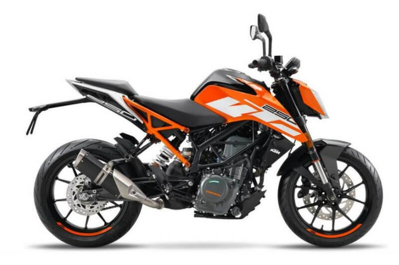2017 Ktm Duke 250 India Price Specs Mileage Top Speed