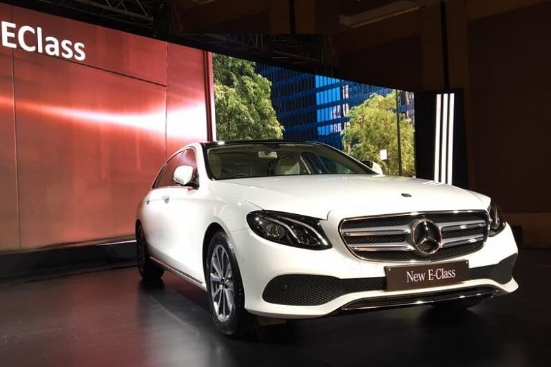 2017 Mercedes Benz E Class Price In India Specifications