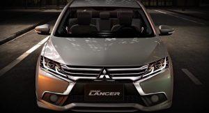 2017 Mitsubishi Lancer Front