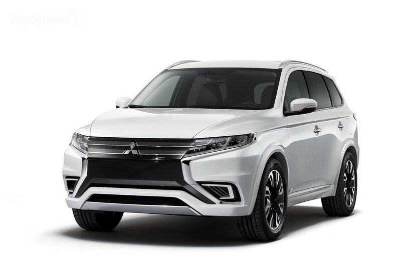 2017 Mitsubishi Outlander 7 Seater family cars in india