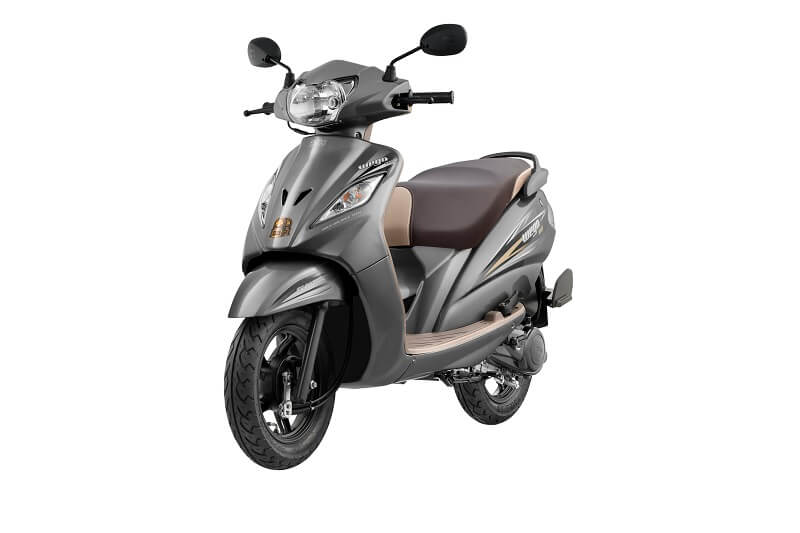 2017 TVS Wego in T Grey