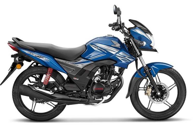 2018 Honda CB Shine SP Colours