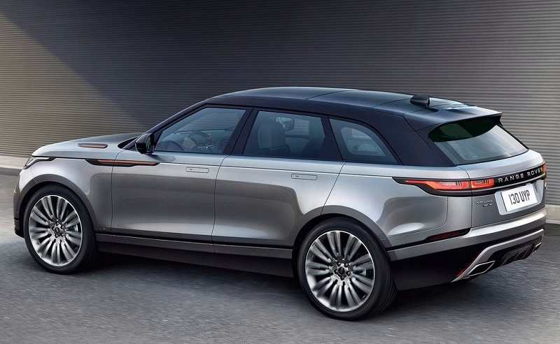2018 Range Rover Velar India launch