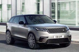 2018 Range Rover Velar India front