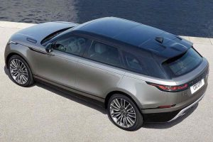 2018 Range Rover Velar India roof