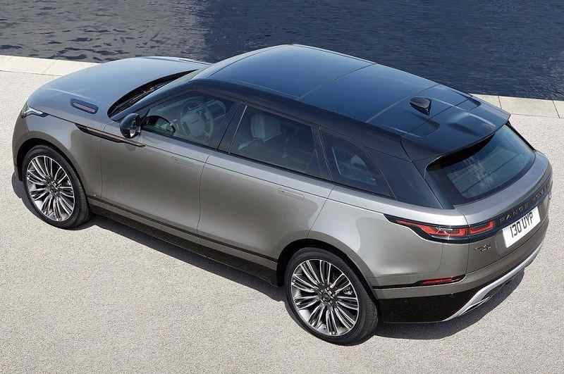 2018 land rover velar white. simple velar 2018 range rover velar india roof inside land rover velar white