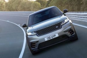 2018 Range Rover Velar India price