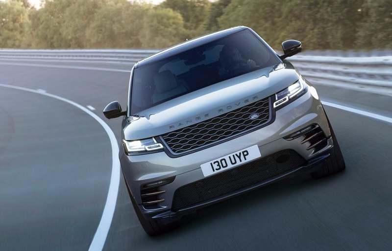 2018 Range Rover Velar India price