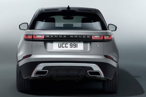 2018 Range Rover Velar India rear