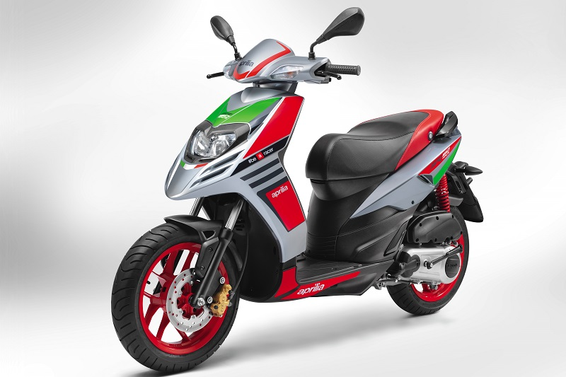Aprilia SR 150 Race Edition India