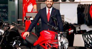 Ducati India Sales