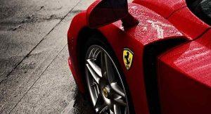 Ferrari World's strongest auto brand