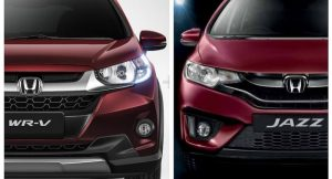 Honda WRV Vs Honda Jazz