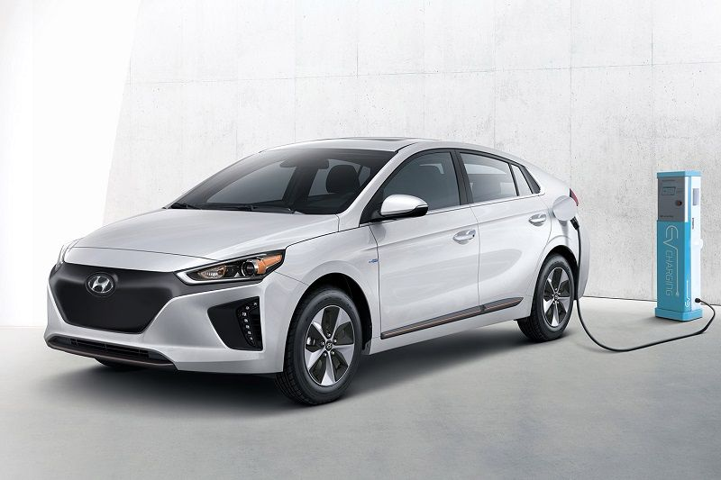 Hyundai Ioniq Electric Sedan