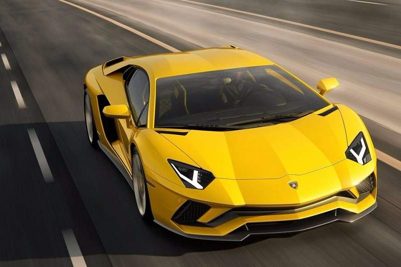 2017 Lamborghini Aventador S Price In India Specifications Images