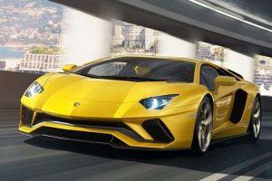 Lamborghini Aventador S India price
