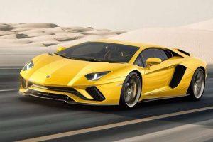 Lamborghini Aventador S India spec