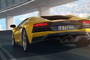 Lamborghini Aventador S India image