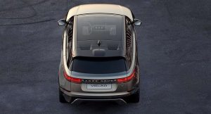 Range Rover Velar SUV