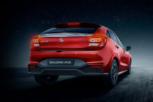 Maruti Baleno RS Rear Image