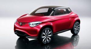 new Maruti small car